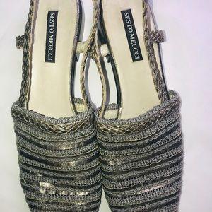 Sesto Meucci Shoes - Sesto Meucci Women Flats Size 9